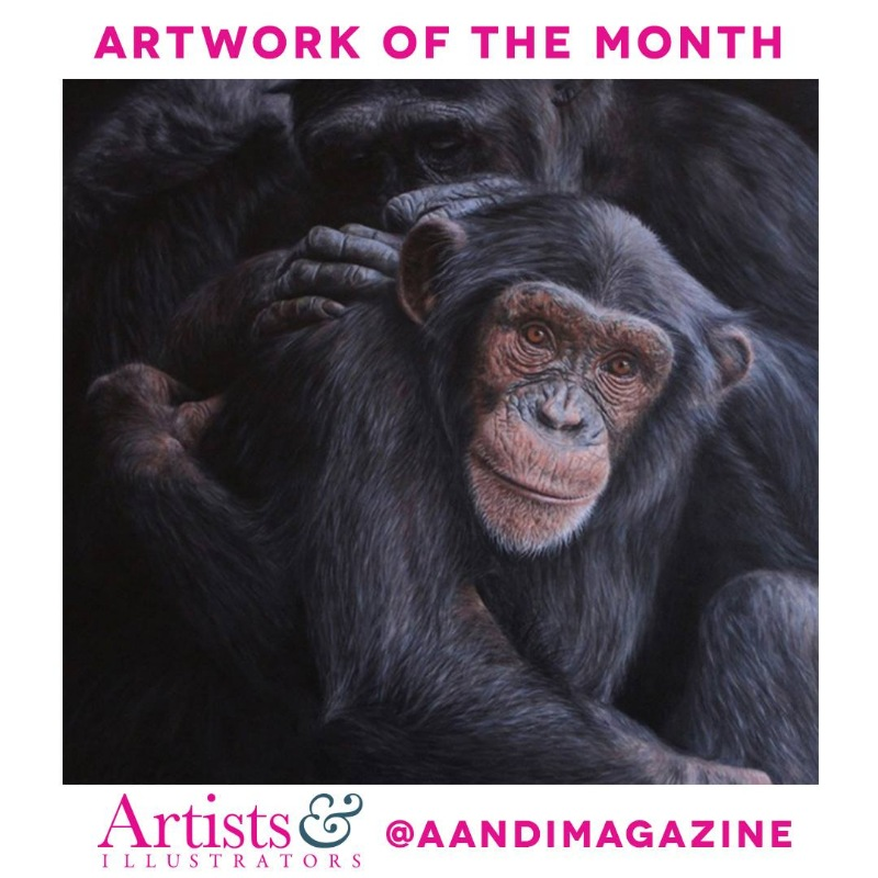 Artists & Illustrators Artwork of the Month