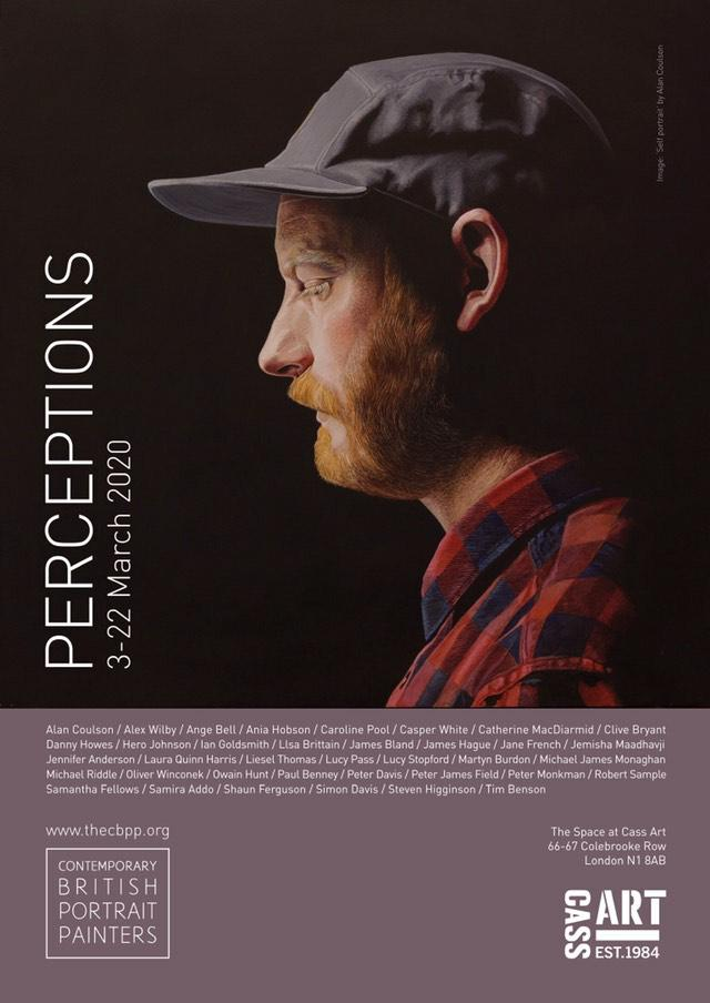 Contemporary British Portrait Painters Exhibition