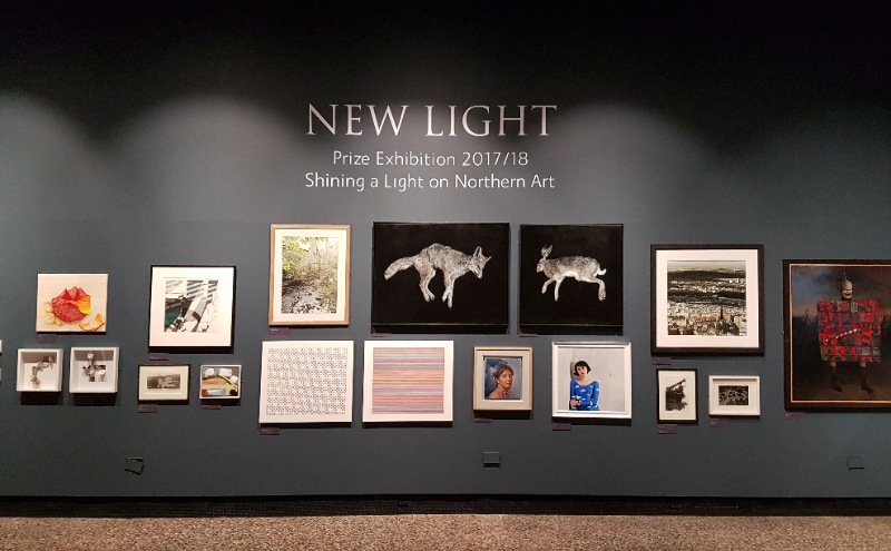 New Light Prize at the Bowes Museum