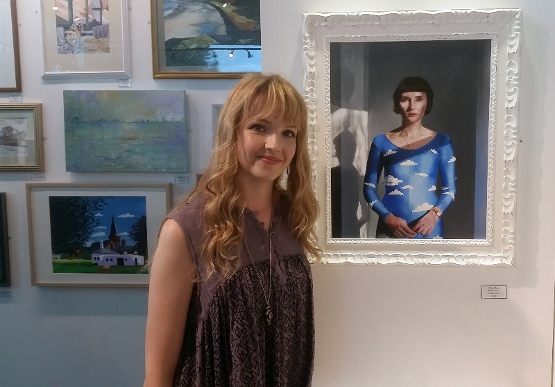 St Helens Open Art Win
